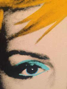 Debbie Harry Andy Warhol