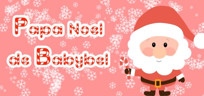 Papa Noel de Babybel